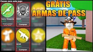 GAME PASS RPG AWP E OUTRAS GRÁTIS NO MAD CITY !! (SERV VIP) ROBLOX