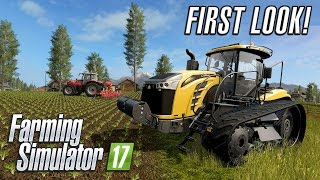 Farming Simulator 2017 | First Look Gameplay