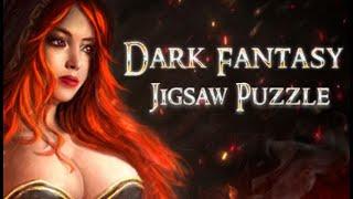 Играем в: Dark Fantasy: Jigsaw Puzzle Пазлы про темное фэнтези.