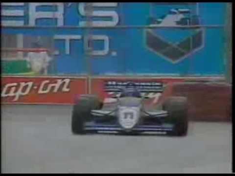 CART 1990 -TORONTO - ROUND 9