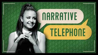Narrative Telephone: The Breakup Lettah