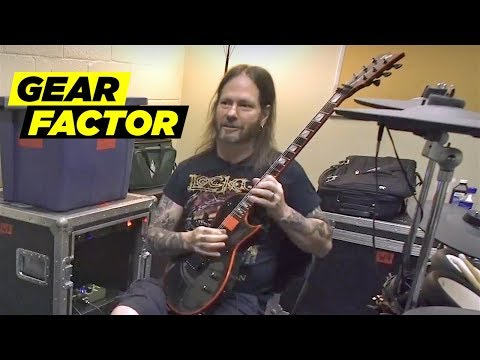 Exodus / Slayer's Gary Holt Plays His Favorite Riffs