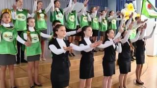 В. Ф. Сазонов провел урок экологии для учеников школы № 34 посёлка Зубчаниновка