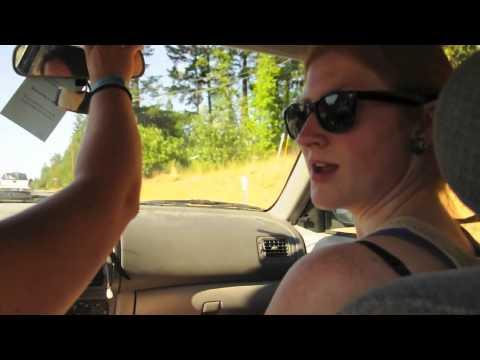 California Road Trip August 2011