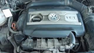 Двигатель VW,Skoda,Audi для Passat [B7] 2011-2015;Octavia (A5 1Z-) 2004-2013;Superb 2008-2015;...