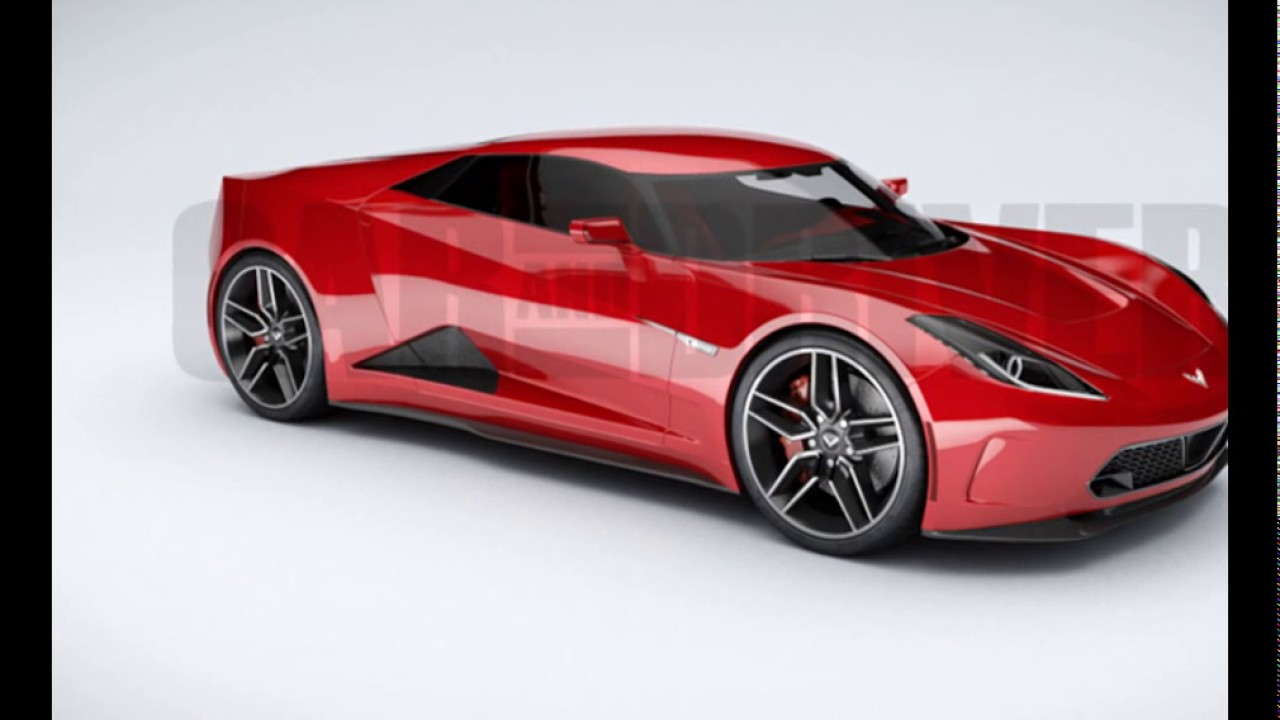 2020 The Chevrolet New Corvette C8 Youtube