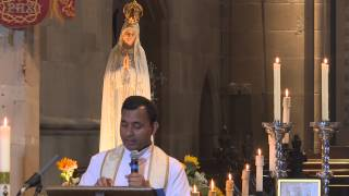 Mother Mary, Model of Christians: Homily by Fr Joseph Edattu VC. A Day With Mary
