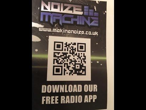 "NOIZE MACHINE MAKINA 12"" RAVE HAPPY HARDCORE TUNE DEMO DJ TUTORIAL"