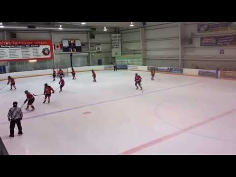 Oklahoma Moondawgs Beginners Adult Hockey team 3rd Scrimmage 4-3-10 # 5 from YouTube · Duration:  1 minutes 3 seconds