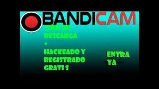 Como Tener Bandicam Crackeado Full Version!!!! 😮😮😮👍