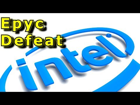You're beaten, Intel.