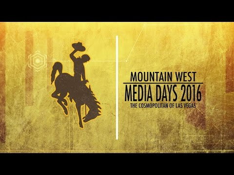 MW Media Days 2016: Craig Bohl Interview