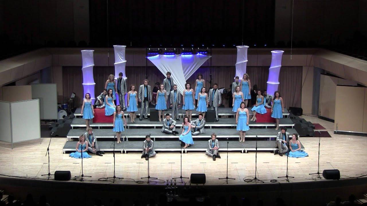 2012 La Cueva High School Main Street Show Choir   Showfest