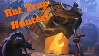 Rat Trap Hunter! Is Secret Hunter Back? [Hearthstone Game of the Day]