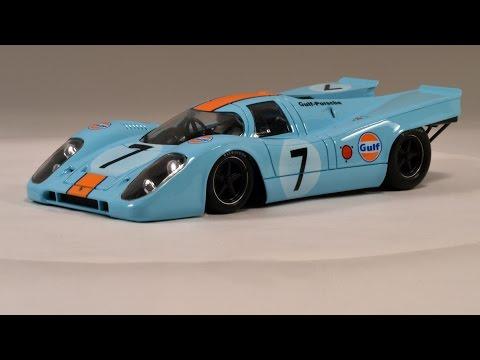 Porsche 917K 1000km Monza 1970 P. Rodriguez L. Kinnunen