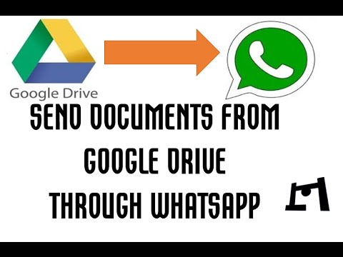 how to open a google drive send