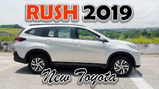 New Toyota Rush GA/T Facelift 2019| Toyota Rush Petrol  1496cc