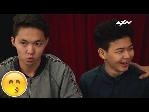 Mastering the Art of Emoji | Asia's Got Talent 2017