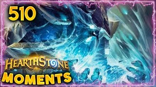 Too Much Power In 1 Card!! | Hearthstone Daily Moments Ep. 510