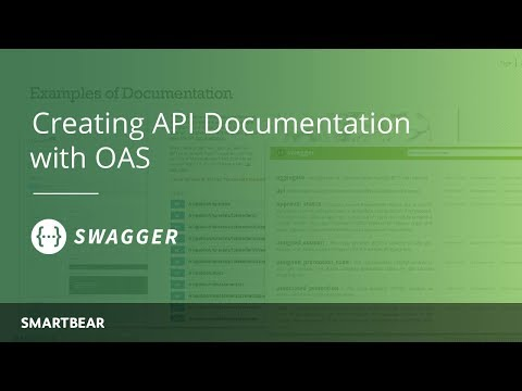 Why you should create API Documentation with OAS