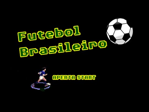Futebol Brasileiro 2014 (SNES) - Download