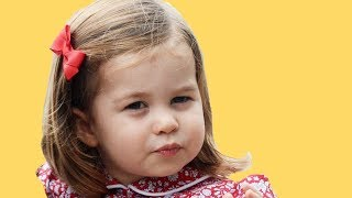 Princess Charlotte: Surprising facts about the little royal baby