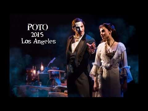Chris Mann, Krista Buccellato - Phantom of the Opera - 2015 Title Song
