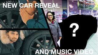 NEW CAR REVEAL AND MUSIC VIDEO IN BRAMPTON | VLOG 7 (REUPLOAD)