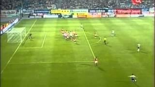 Динамо (Киев) - Спартак (Москва) 4:1.  ЛЧ-2008/09 (обзор матча).