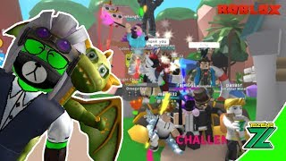Challenge Accepted !! 😜😜 | Roblox Indonesia