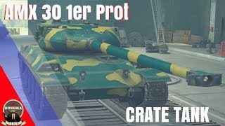 AMX 30 1er Prot Bloody Crate Tank World of Tanks Blitz