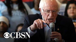 Democratic candidates make final push ahead of Nevada caucus