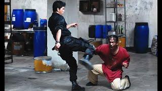 特警队中最强的打手,同事被杀,他雷霆反击,徒手灭掉所有暴徒