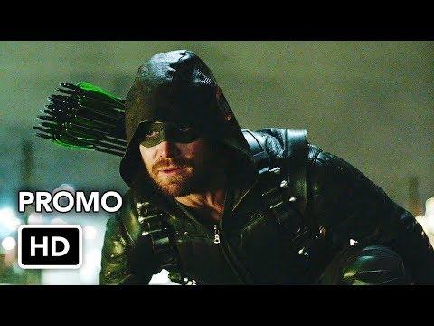 Arrow 6x18 Promo