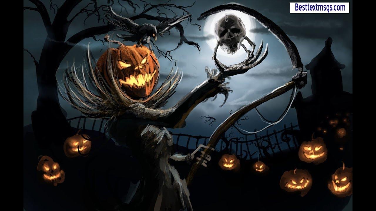 Halloween Desktop Wallpaper Halloween Wallpaper Desktop Youtube