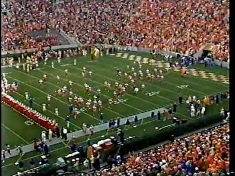 #4 Florida at #2 Tennessee - 1996 - (Peyton Manning 492 yds/Danny Wuerffel 4 TDs)