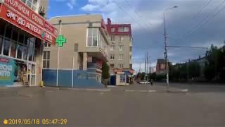 Красноармейская улица в Йошкар-Ола 1 часть