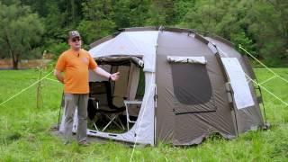 Быстросборная мультисезонная палатка Maverick 4 Season