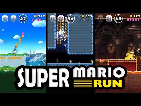 SUPER MARIO RUN #4 - FOGO NO CÉU