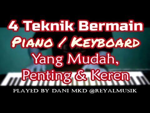 Cara Mudah Cepat Bisa Bermain Piano Keyboard