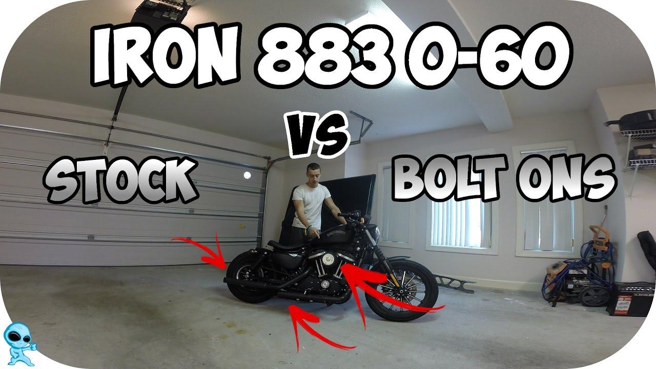 Harley Davidson Iron 883 0 60