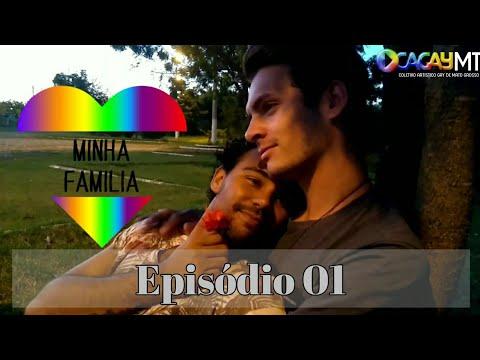 Minha Família Piloto - Série Gay - Episódio 1