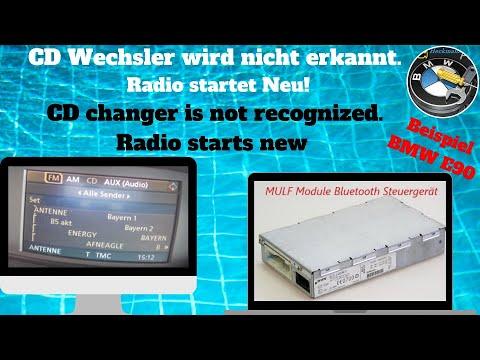 cd wechsler wird nicht erkannt radio startet neu tutorial bmw e90 cd changer is not. Black Bedroom Furniture Sets. Home Design Ideas