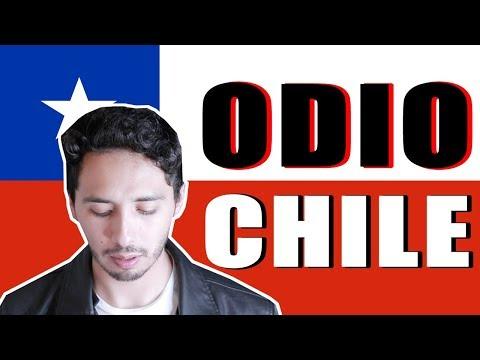 ⚠️ODIO A CHILE Y SU GENTE ⚠️ - Mi experiencia | @isrogergil