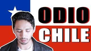 ⚠️ODIO A CHILE Y SU GENTE ⚠️ - Mi experiencia   @isrogergil