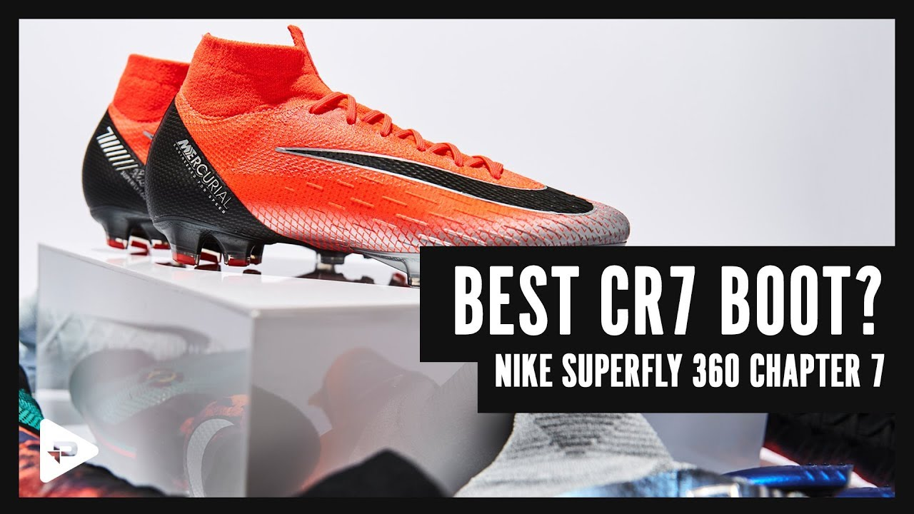 97fb8a274 WIN NIKE CR7 SUPERFLY CHAPTER 7 FOOTBALL BOOTS UNBOXING - CRISTIANO RONALDO  NEXT BOOTS