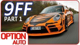 Test Drive Porsche 9ff GTurbo 1200 Part 1 (Option Auto)