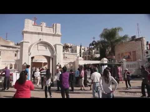 Nazareth, Mount Carmel, Caesarea National Park,  Jerusalem Welcome - Footsteps of Jesus 141111