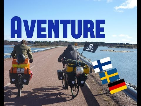 Bicycle trip Finland