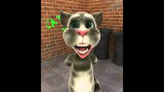 TalkingTom singing Crambo (from Tom & Jerry)
